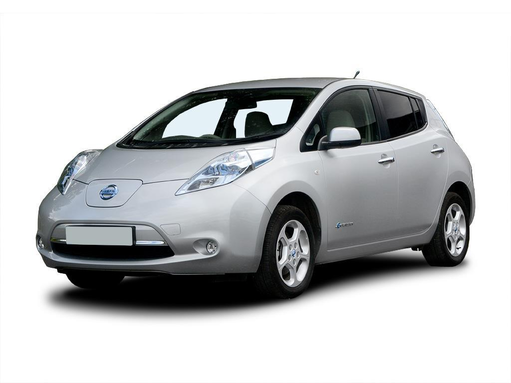 Picture of a NISSAN LEAF