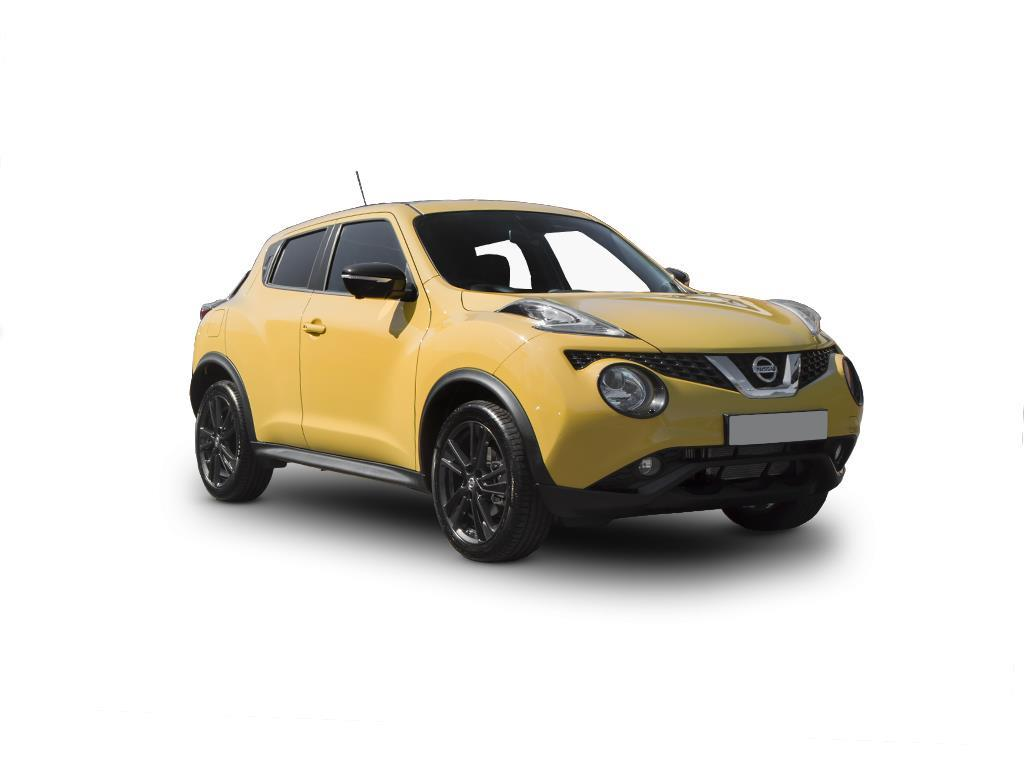 Picture of a NISSAN JUKE