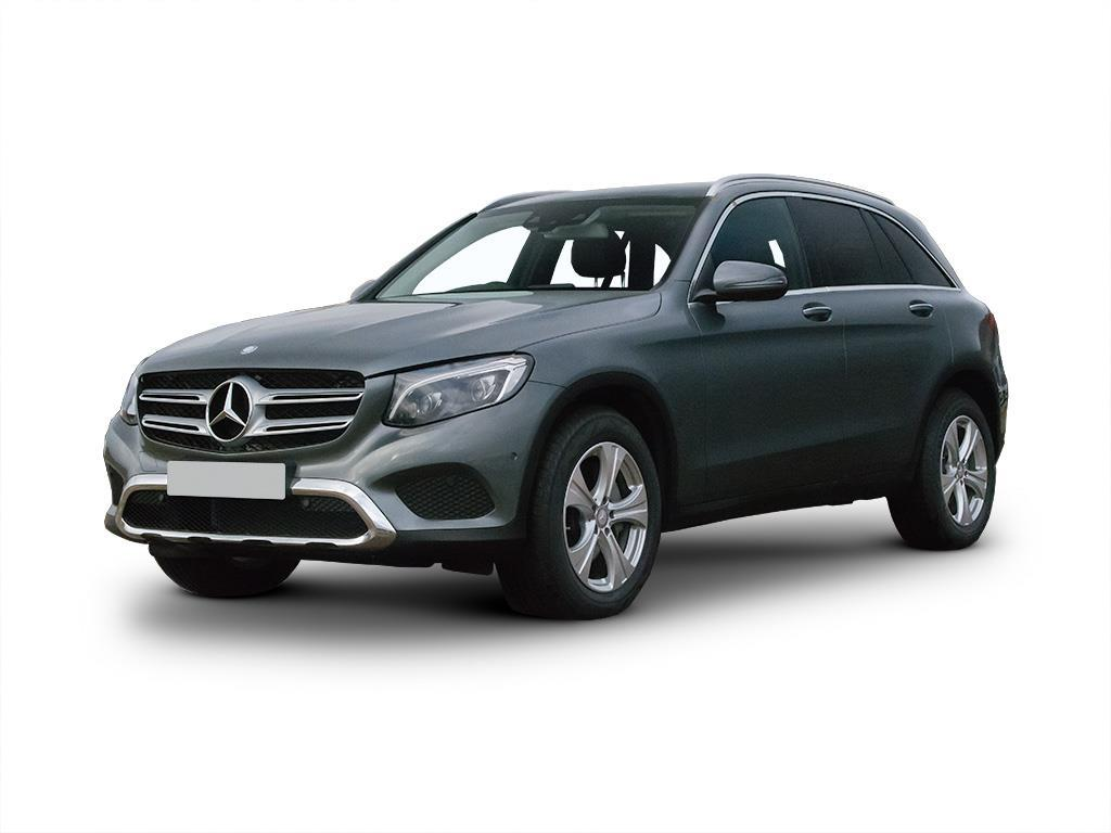 Picture of a MERCEDES-BENZ GLC