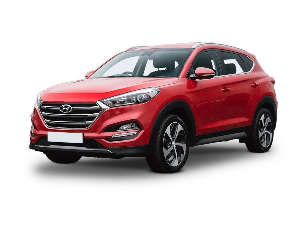 Picture of a HYUNDAI TUCSON