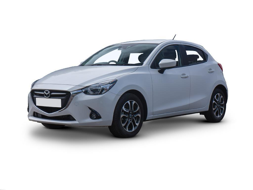 Picture of a MAZDA 2