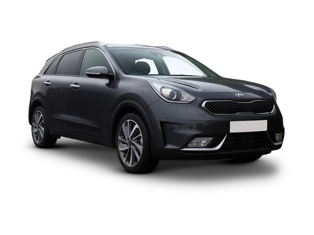 Picture of a KIA NIRO