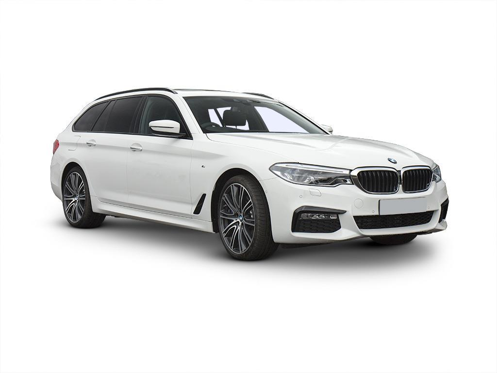 Picture of a BMW 5 SERIES