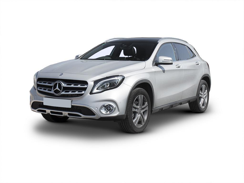 Picture of a MERCEDES-BENZ GLA CLASS