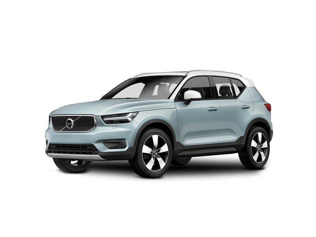 Picture of a VOLVO XC40
