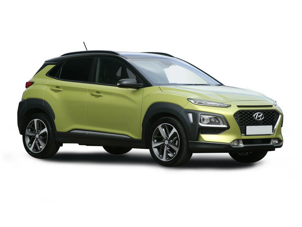 Picture of a HYUNDAI KONA