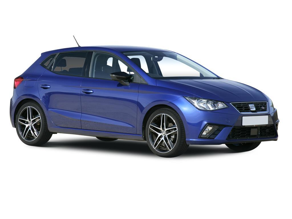 Picture of a SEAT IBIZA