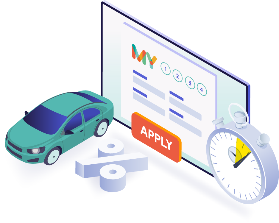 Apply with car finance with My Car Credit