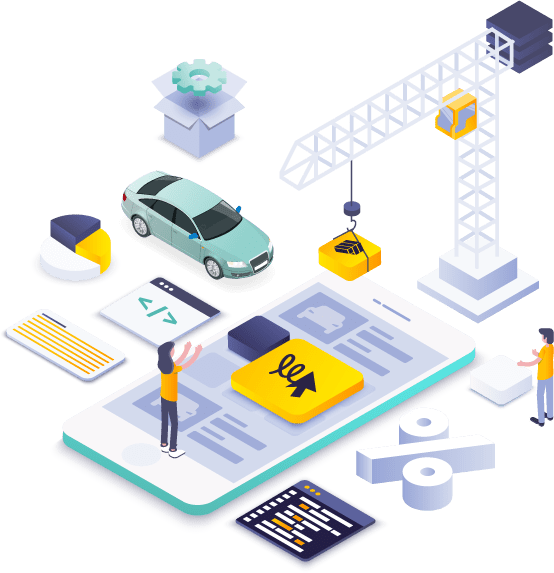 technical integrators dealer websites