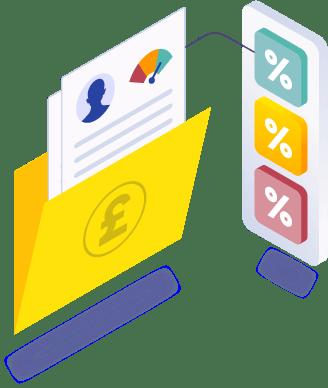 credit score-based pricing