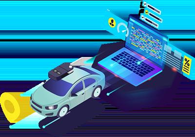 digital car finance journey
