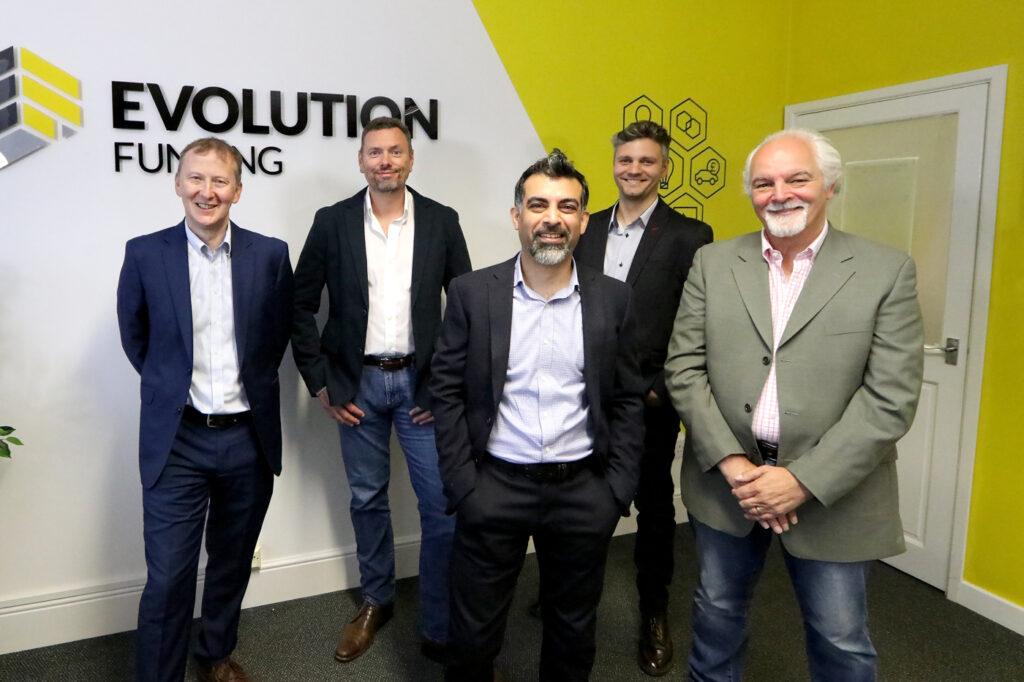 Evolution Funding and Click Dealer Directors