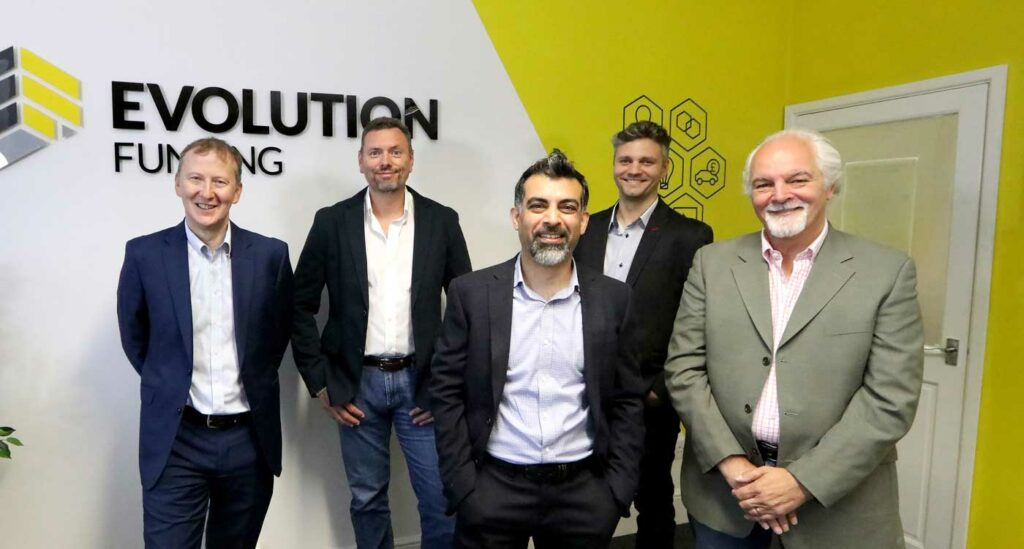 Evolution Funding Click Dealer Acquisition Directors